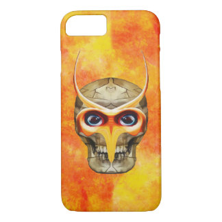 Demon Skull iPhone 8/7 Case
