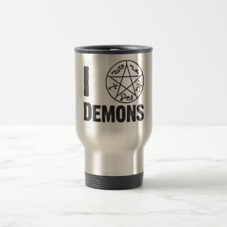 Demon Trap Travel Mug