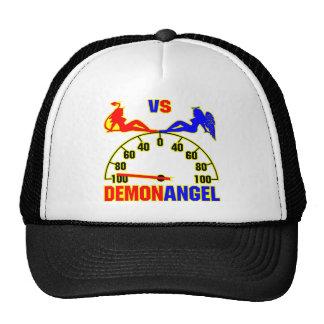 Demon vs Angel Girls Trucker Hats