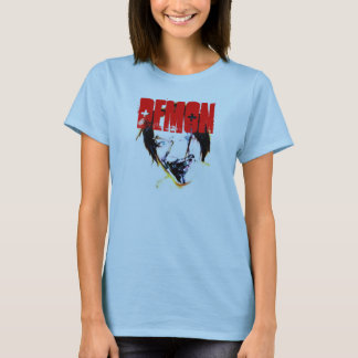 "DEMON ""WHITEFACE"" (GIRL) T-Shirt"