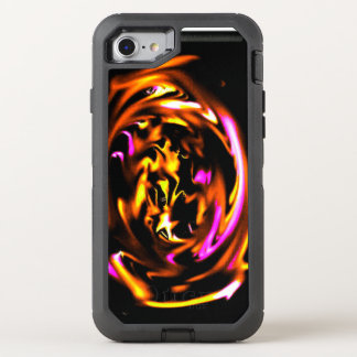 Demon within OtterBox defender iPhone 8/7 case