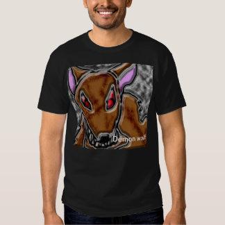 demon wolf tshirts