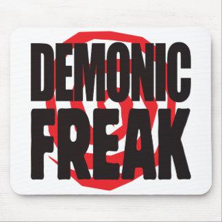 Demonic Freak Mouse Pads