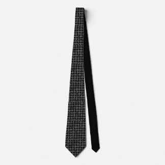 Demonic Sigil Tie