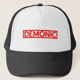 Demonic Stamp Trucker Hat