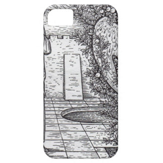 DEMONS AND ANGELS BARELY THERE iPhone 5 CASE
