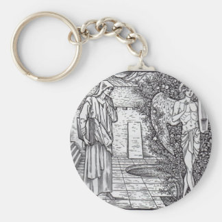 DEMONS AND ANGELS KEY RING