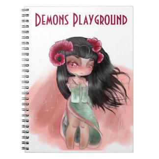 Demons Playground Notebook