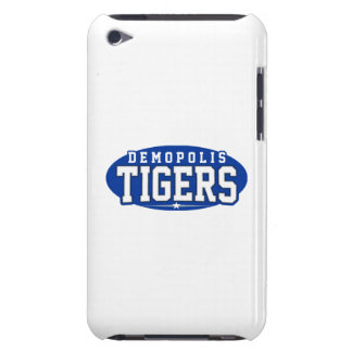 Demopolis High School Tigers Barely There iPod Cases