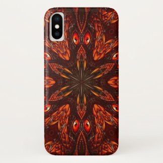 Demoriel Demon Star Mandala Case