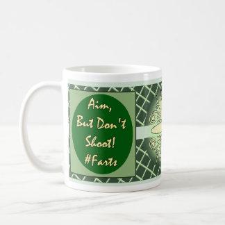 Demotivational Mugs_Aimbutdontshoot Basic White Mug