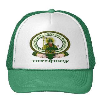 Dempsey Clan Motto Cap