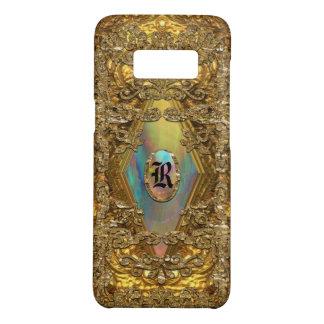 Dempsey  Elegant VIII Monogram Case-Mate Samsung Galaxy S8 Case