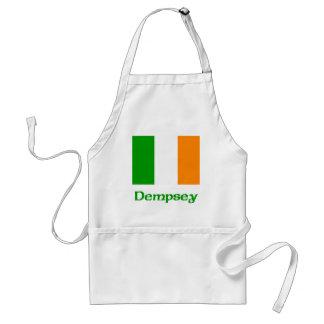 Dempsey Irish Flag Standard Apron