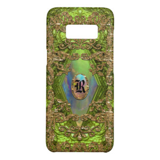 Dempsey Kelley Cool Elegant Monogram Case-Mate Samsung Galaxy S8 Case