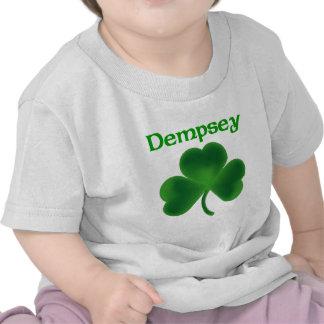 Dempsey Shamrock T Shirts