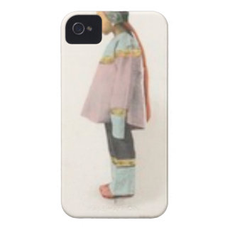 Demure and Shy iPhone 4 Covers