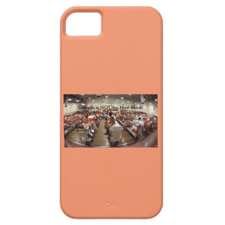 Demystify the Prison Experience iPhone 5 Case