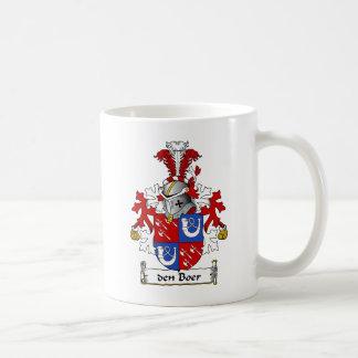 den Boer Family Crest Mug