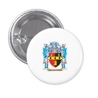 Den-Broeder Coat of Arms - Family Crest Button