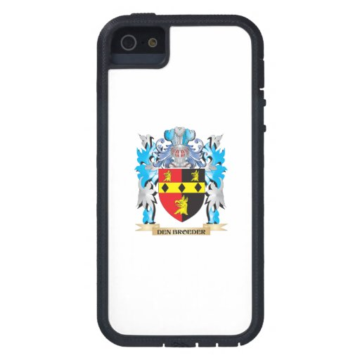 Den-Broeder Coat of Arms - Family Crest iPhone 5 Cover
