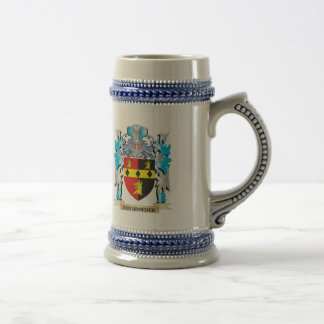 Den-Broeder Coat of Arms - Family Crest Coffee Mug