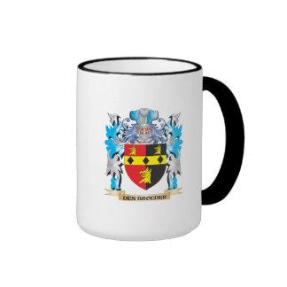 Den-Broeder Coat of Arms - Family Crest Mug