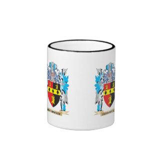 Den-Broeder Coat of Arms - Family Crest Mugs