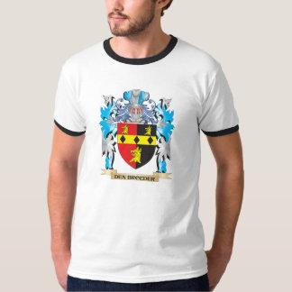 Den-Broeder Coat of Arms - Family Crest Shirts