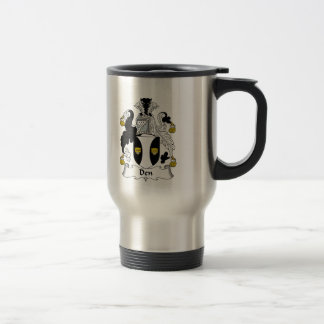Den Family Crest Coffee Mug