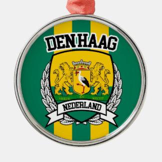 Den Haag Metal Ornament
