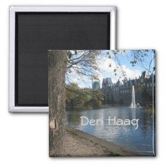 Den Haag Square Magnet