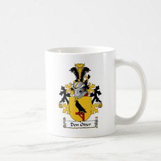 Den Otter Family Crest Mug