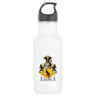 Den Otter Family Crest 532 Ml Water Bottle