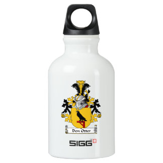 Den Otter Family Crest SIGG Traveller 0.3L Water Bottle