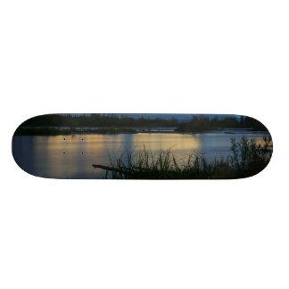 Denali Midnight Sunset 21.3 Cm Mini Skateboard Deck