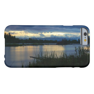 Denali Midnight Sunset Barely There iPhone 6 Case