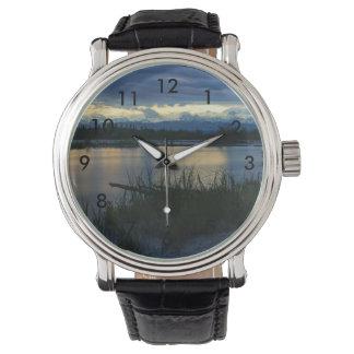 Denali Midnight Sunset Wrist Watches