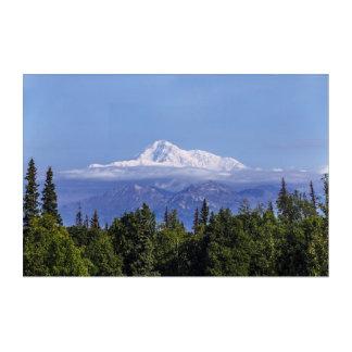 Denali (Mt. McKInley) Acrylic Print