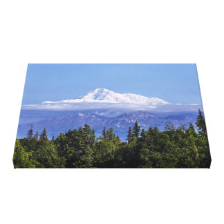 Denali (Mt. McKinley) Canvas Print