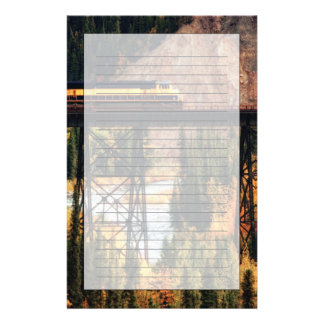 Denali National Park and Preserve USA Alaska Stationery
