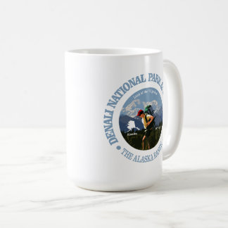 Denali National Park (Hiker C) Coffee Mug
