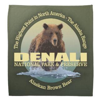 Denali NP (Bear) WT Bandana