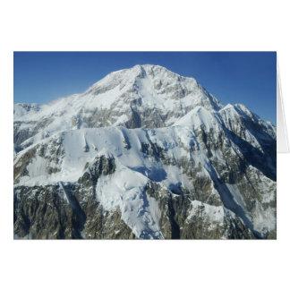 Denali Peaks Card