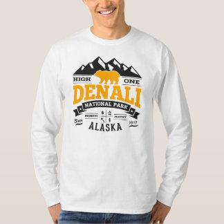 Denali Vintage Gold T-Shirt
