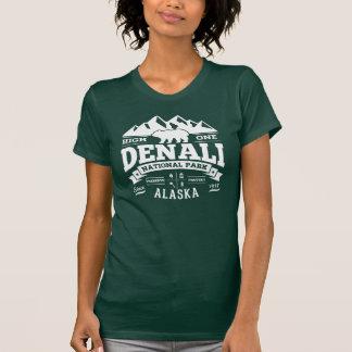 Denali Vintage White T-Shirt