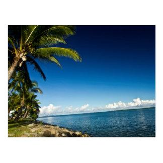 Denarau Island, Fiji Postcard