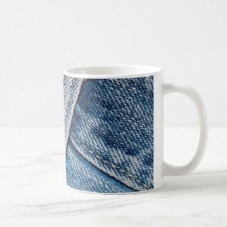 Denim Belt Loop Coffee Mug