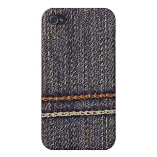 Denim for my iPhone Case For iPhone 4