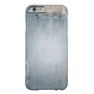 Denim Inspired iPhone 6 case Barely There iPhone 6 Case
